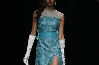Vestidos de fiesta Sonia Peña 2016