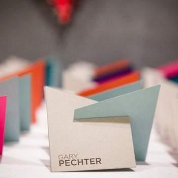 Geometrisch geht immer, vor allem in Sachen Hochzeitsdekoration: Trendige Einzelstücke für Ihre Traumhochzeit!