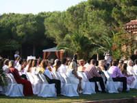 Cómo ir a una boda de campo