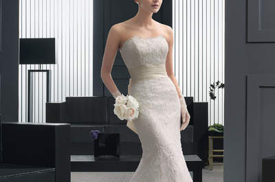 Two by Rosa Clará Bridal Collection 2015