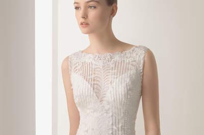 Suknie ślubne w kolekcji Rosa Clara 2015