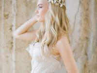 Brautfrisuren offenes Haar 2017