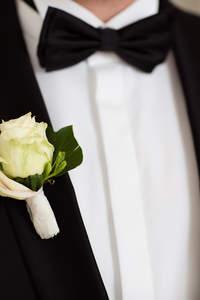 Wissenswertes über den Smoking zur Hochzeit!