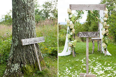 Incorporate Wood into your Wedding Decoration: Hottest Trend for 2017
