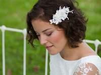 Orchidée de soie, un esprit bohème pour les accessoires d'une mariée contemporaine