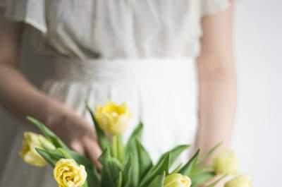 Тюльпан — нежность и весенняя свежесть для вашего букета!