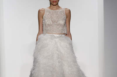 Kelly Faetanini Fall/Winter 2015 Bridal Collection: Modern Muse
