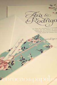 Os convites de casamento mais criativos do RJ