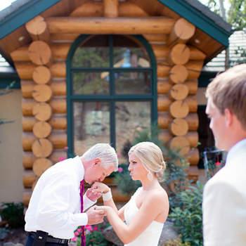 Un acompañante inolvidable y único el día de tu boda: tu papá