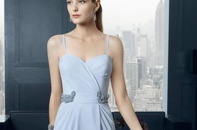 Rosa Clará 2015: 59 vestidos de fiesta dispuestos a hacer realidad tus sueños como invitada de boda