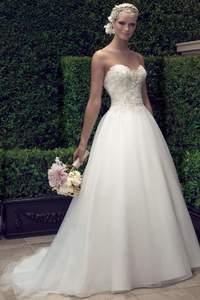 Combina tu vestido de novia con el ramo de flores