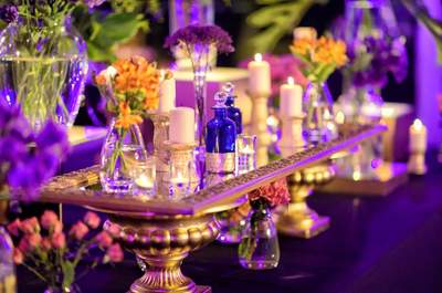 Decoración de matrimonio con velas 2017. ¡Toma nota de las mejores ideas!