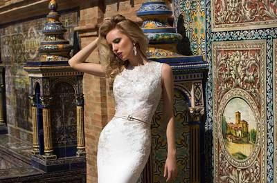 Robes de mariée Oksana Mukha 2017 : dentelle et transparence pour votre jour J