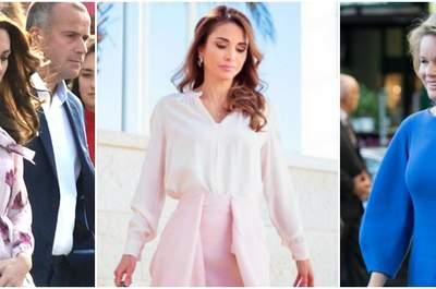 Die schönsten Outfits der Royals – Inspirationen für Hochzeitsgäste & Brautpaare