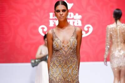 Os melhores vestidos para convidadas da passarela Luxo de Festa 2015