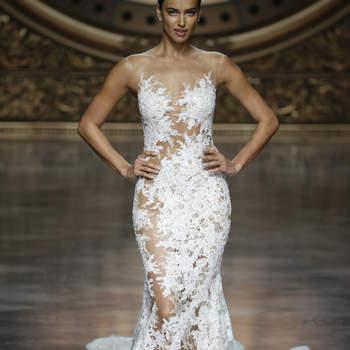Magische und extravagante Brautkleider von Pronovias 2016: Entdecken Sie unsere exklusive Auswahl!
