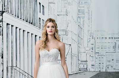 Collection 2017 Justin Alexander : des robes de mariée raffinées !