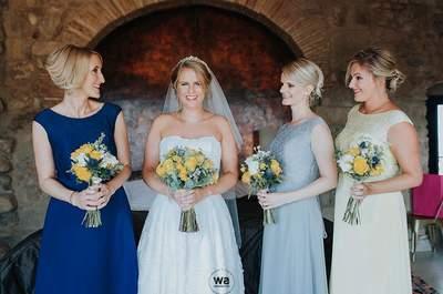 ¿Qué color de vestido te favorece según el tono de tu cabello? ¡Escoge el look perfecto!