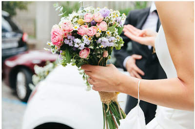 Beautiful Bridal Bouquet trends for 2016