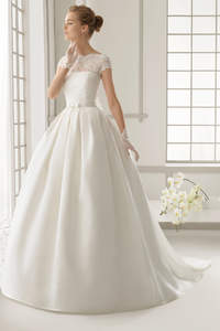 Vestidos de noiva com corte princesa 2016