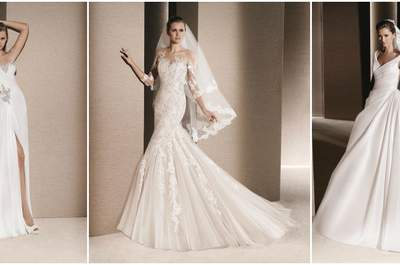 60 gorgeous, sumptuous gowns from La Sposa for the 2016 bride! Don't miss this amazing gallery!