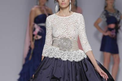 Colección vestidos de fiesta Matilde Cano 2014