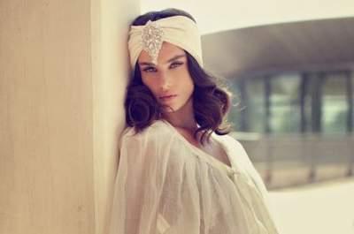 Robes de mariée hippies 2014