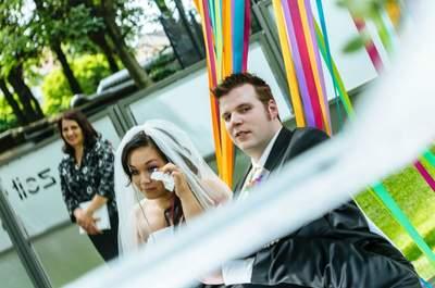 Tränen pur - So emotional können Hochzeiten sein!!