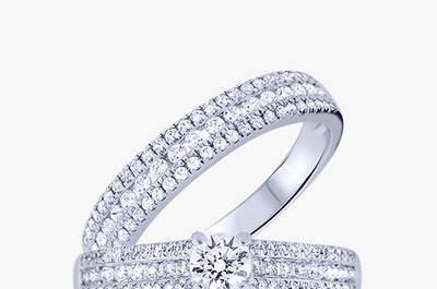 Faites une éblouissante demande en mariage avec une alliance Zeina Alliances