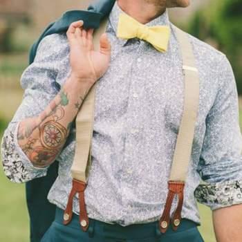 A Gentlemen´s Wardrobe: The Return of the Suspender