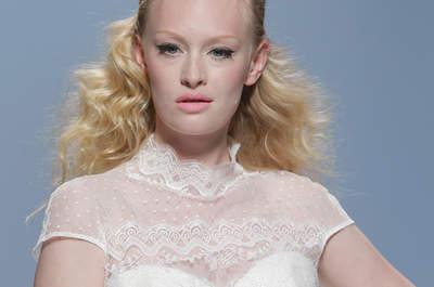 O doce romantismo dos vestidos de noiva Cymbeline 2015