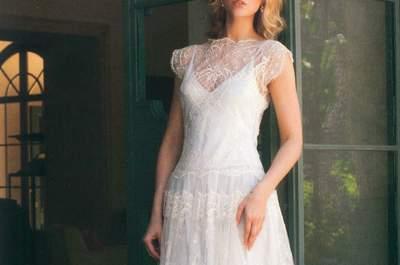 Una selezione di abiti da sposa plus size per il 2015