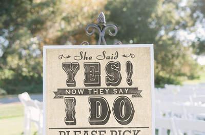 """Decoração de cerimônia de casamento para 2015: dar o """"sim eu quero"""" com muito estilo"""