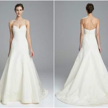 Coleção Primavera 2017 de vestidos de noiva Amsale: um mais lindo que o outro!