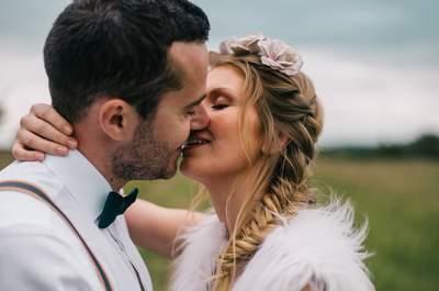 """Une inspiration """"Farmer Chic"""" au coeur de la Bretagne pour un mariage façon Orgueil et Préjugés"""