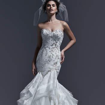 Brautkleider von Sottero und Midgley im Herbst 2015: Eine exklusive Auswahl an glamourösen und klassischen Designs