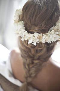 Fryzury ślubne z warkoczami 2016