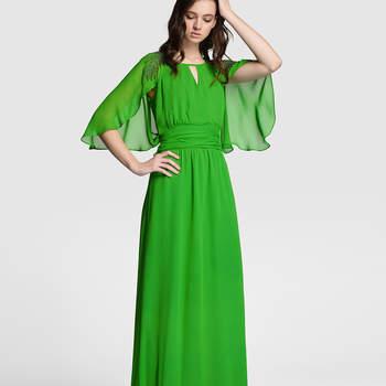 Feestjurk inspiratie! Lange groene jurken voor 2017