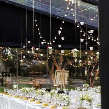 Decoración de mesas del banquete 2017, ¿cuál eliges?
