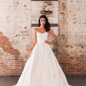 Justin Alexander Signatur 2017: Das perfekte Brautkleid für den schönsten Tag der Braut!