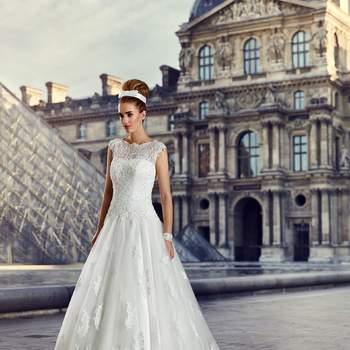 Robes de mariée Pronuptia 2017 : une collection
