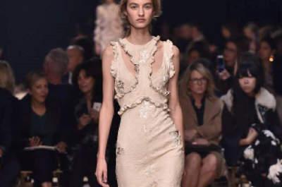 París Fashion Week 2016. Los diseños más impactantes, ¡disfrútalos!
