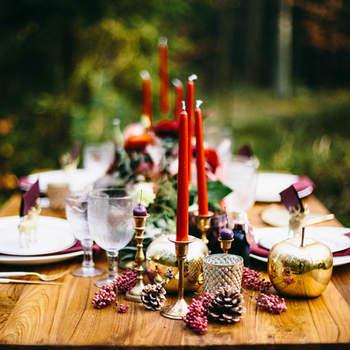 50 eindrucksvolle Tischdekorationen für Ihre Hochzeit: Stilvoll, frisch und modern!