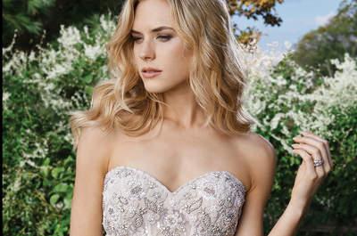 Robes de mariée Lillian West : une collection qui s'inspire des femmes pour sublimer les mariées !