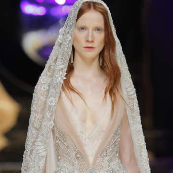 Inspire-se com os melhores penteados de noiva com véu 2017 e use um deles no dia do seu casamento