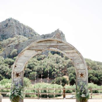 Decoração de casamento rústico 2017: festa acolhedora e estilosa!