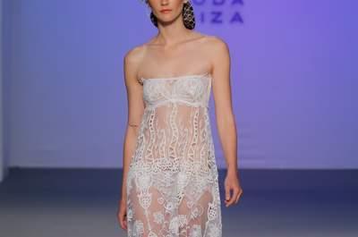 Las novias ibicencas de Charo Ruiz en Costura España: ficha los mejores looks