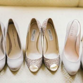 Beautiful Wedding Shoes for Every Type of Bride