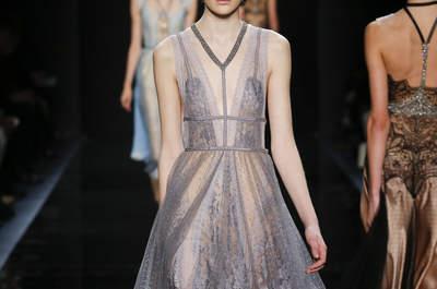 43 vestidos de fiesta que te dejarán ¡boquiabierta!: Reem Acra otoño 2016