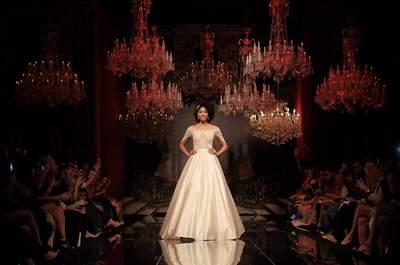 Vestidos de noiva Solaine Piccoli Casamoda noivas 2015: inspirados na rainha Victoria